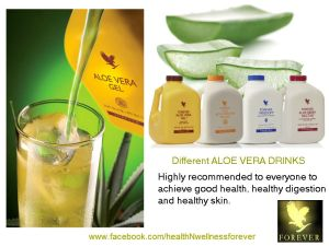 ALOEVERA DRINKS
