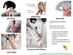 The Many Benefits of Aloe Heat Lotion